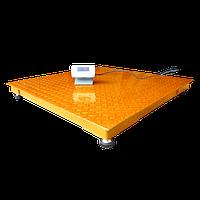 Платформенные весы 1200х1200 м (500 кг, 1 тонна, 2 тонны 3 тонны)