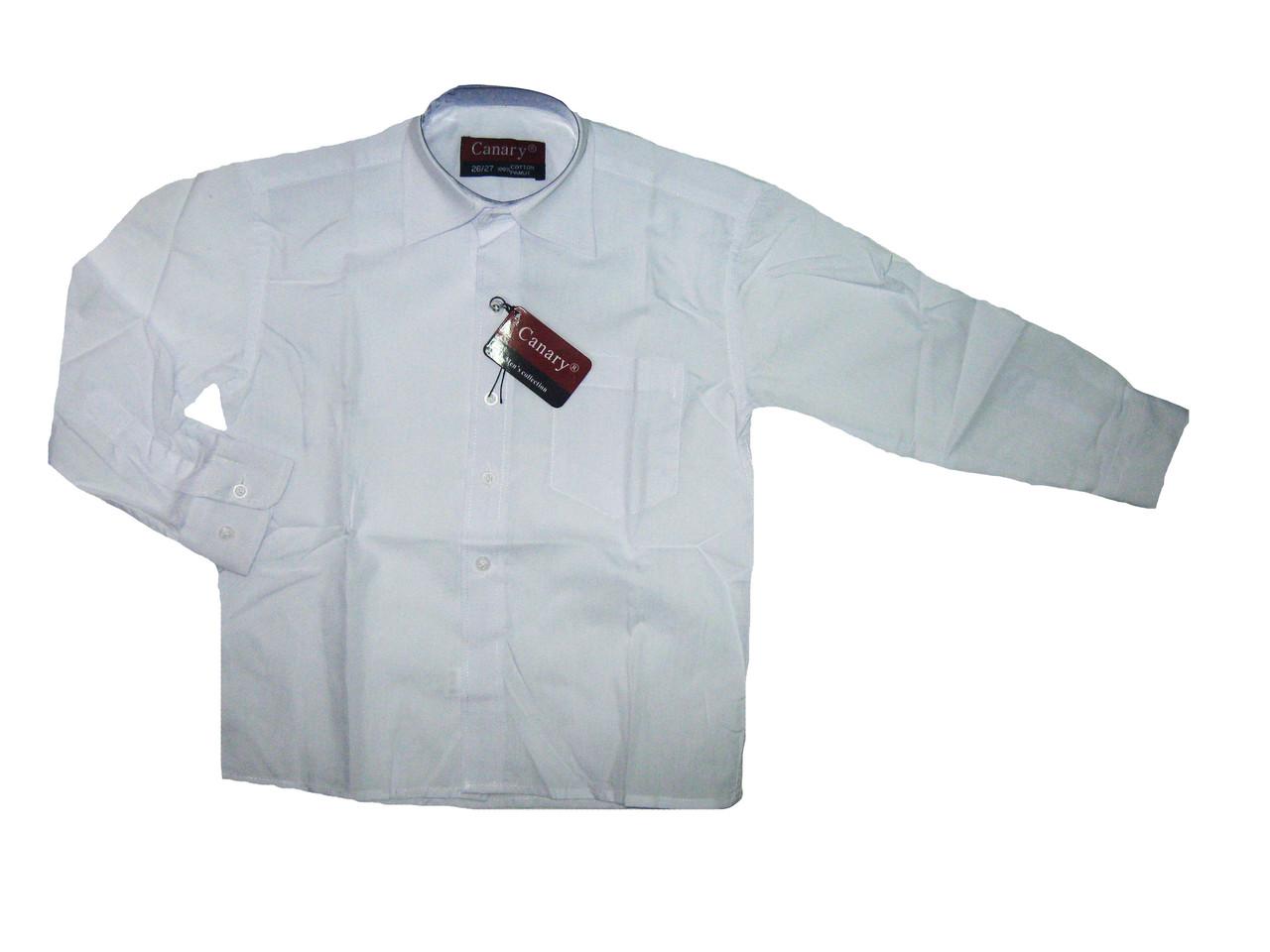 Рубашка для мальчика, Canary, размеры 30/31,34/35 арт. R-008