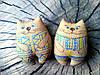Кошка в вышиванке ароматизированная