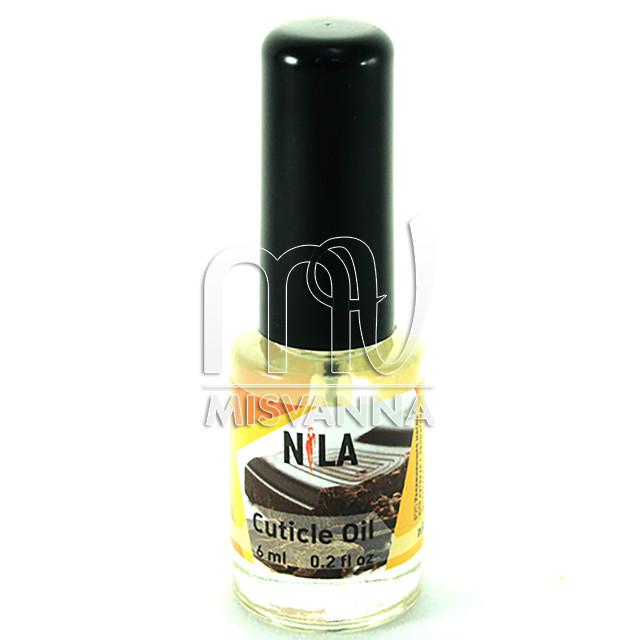 Масло для кутикулы Nila Cuticle Oil (Шоколад) 6 мл