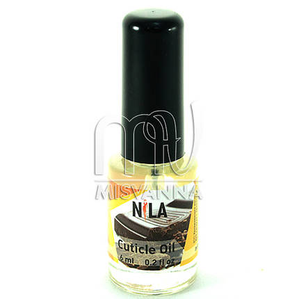 Масло для кутикулы Nila Cuticle Oil (Шоколад) 6 мл, фото 2
