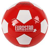 Мяч футбольный John ЕвроCтар 5/22 см в ассортименте (JN52985)