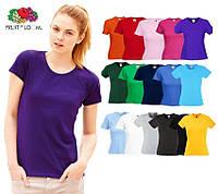 Женские футболки трикотажные