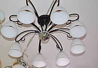 Люстра, 8 ламп