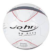 Мяч футбольный John Премиум с автографом 5/22 см в ассортименте (JN52033)