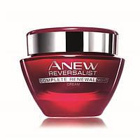 25227,Avon Cosmetics.Ночной крем для лица «Обновление» для возраста 35+, 50 мл.Avon Cosmetics.25227