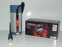 Инвертор автомобильный компактный 12/230V 100/150 Вт