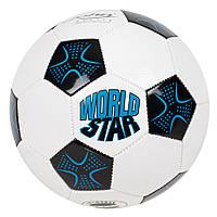 Мяч футбольный John ФутболСтар 5/22 см в ассортименте (JN52984)