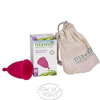 Менструальная чаша Размер M (для женщин в возрасте до 25 лет, которые не рожали вагинально) (8432984001131)