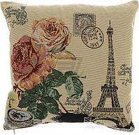 Подушка декоративная Париж 45x45 см Ningbo Royal