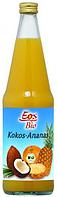 Органический сок Кокос-ананас Eos Bio 0,7 л (4021829081298)