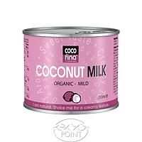 Молоко кокосовое органическое 200 мл Cocofina