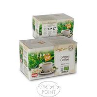 Зеленый необжаренный молотый кофе в таблетках 1/18 шт, HAITI /Green Coffee