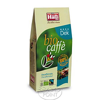 Кофе обжаренный молотый без кофеина 250 г, HAITI/Biocaffe Moka Dek ground