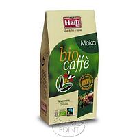 Кофе обжаренный молотый 250 г, HAITI/Biocaffe Moka ground