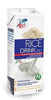 Напиток рисовый с кальцием органический, 1л ORGANIC RICE DRINK WITH CALCIUM (8017977015977)