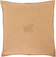 Подушка декоративная Casual коричневая 45х45 см La Nuit