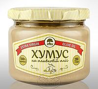 Хумус на оливковом масле. Доставка только по Киеву. требует температурного режима