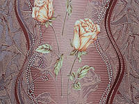 Обои на стену, акрил на бумаге, Бутон 7000-12, роза, 0,53*10м