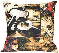 Декоративная подушка Тайна 42х42 см
