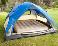 Выбор надувного матраса для плавания и сна
