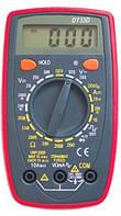 Цифровой мультиметр тестер DT-33D