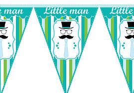 """Праздничная гирлянда, 2 метра  """"Little Man"""""""