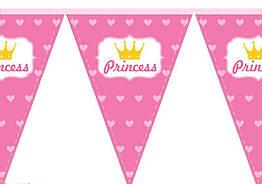 "Праздничная гирлянда, 2 метра  ""Принцессы"""