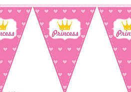"Святкова гірлянда, 2 метра ""Принцеси"""