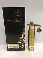 Мини парфюм женский Montale Vanilla Extasy (Монталь Ванила Экстази) 20 мл