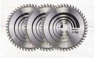 Пильные диски Bosch optiwood 190x2,6x30mm 48-зубов комплект 3шт.