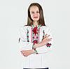 """Вишиванки хрестиком """"Трояндочка"""" від 7 до 13 років, фото 2"""