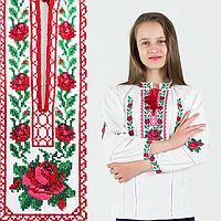 Дитячі вишиванки для дівчаток в категории блузки и туники для ... c30c9ea8c869f
