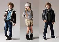 Модная детская одежда