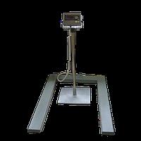 Паллетные весы (500 кг, 1 тонна, 2 тонны, 3 тонны)