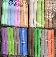 Полотенце Баня микс 140/65 см махра