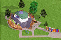 Сoworking centr (школа-парк)