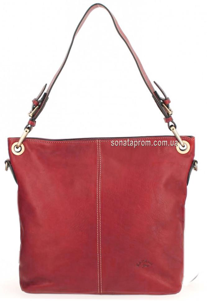 52b9f81aa232 Женская кожаная сумка Katana 32598, цена 2 573,10 грн., купить в ...