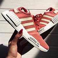 Размеры 36 и 37 !!! Крутые женские кроссовки Adidas NMD  / адидас Реплика (1:1 к оригиналу)