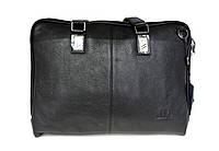 Мужская деловая сумка Lare Boss 9100-1-135 Кожа