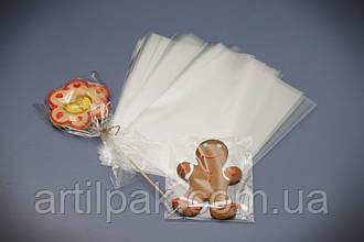 Пакет поліпропіленовий упаковочний 10,5*20/20мкн  100шт