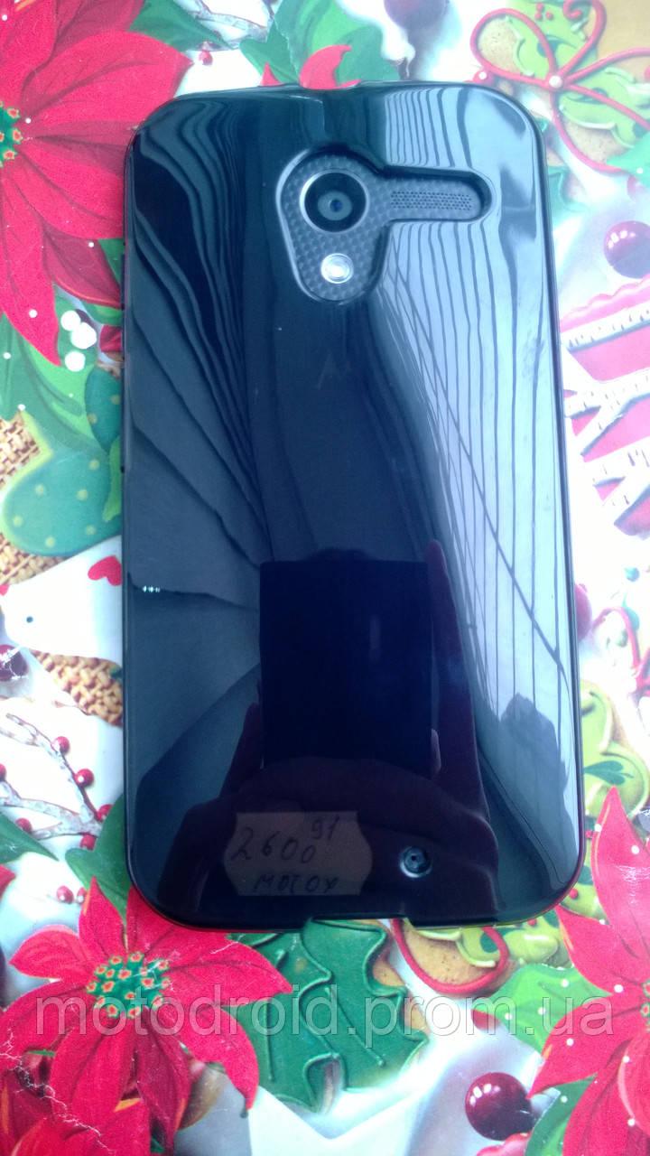 Бампер Чехол Muvit для Motorola Moto X XT1060 / XT1058 / XT1056