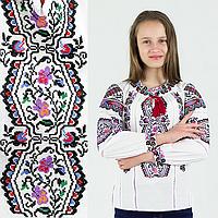 """Блузки для девочек  """"Казка"""" от 7 до 13 лет"""