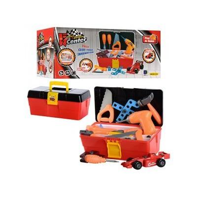 Детский набор инструментов в чемодане