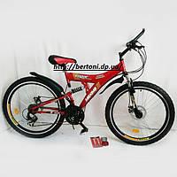 Двухколесный скоростной велосипед MAXIMA T26-726A-DBF