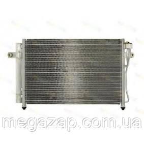 Радиатор кондиционера МКПП (с осушителем) Hyundai Getz
