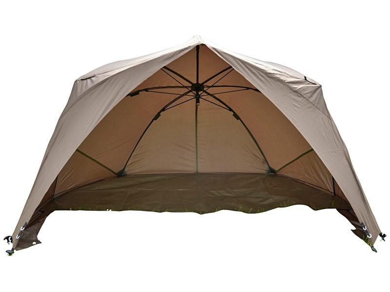 Рыболовный зонт-палатка Brolly Prologic Shelter (180x260x140 см.)
