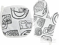 Набор кухонный Simfoni-Класік рукавичка и прихватка Perrini