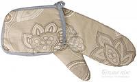 Набор кухонный Simfoni–Цветы рукавичка и прихватка Perrini