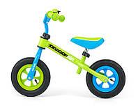 Детский велобег Milly Mally Dragon Air green (AIR-02)